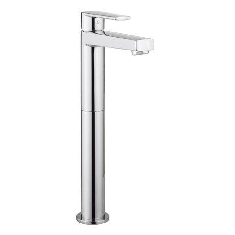Crosswater - Solo Tall Monobloc Basin Mixer - SO112DNC