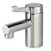 Bristan Solo2 TMV3 Mono Basin Mixer Tap With Short Lever Handle - SOLO2-T3SL profile small image view 1