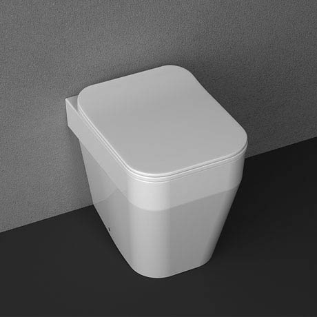 Isvea Sott Aqua Back to Wall WC + Soft Close Seat