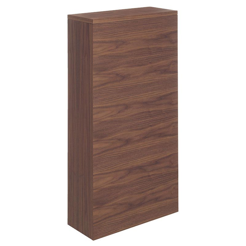 Bauhaus - Back to Wall WC Furniture Unit - American Walnut - SP5492AW Large Image