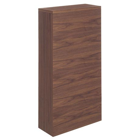 Bauhaus - Back to Wall WC Furniture Unit - American Walnut - SP5492AW