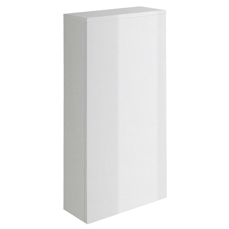 Bauhaus - Back to Wall WC Furniture Unit - White Gloss - SP5492WG profile large image view 1