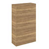 Crosswater Back to Wall WC Furniture Unit - Windsor Oak - SP5492WO profile small image view 1