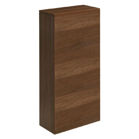 Bauhaus - Back to Wall WC Furniture Unit - Walnut - SP5492WT