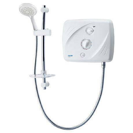 Triton T90xr 9.5kW Pumped Electric Shower - SP9009SI