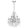 Forum - Vela 9 Light Chandelier - SPA-19714-CHR profile small image view 1