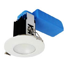 Forum - 12W Integrated COB Downlight - Cool White - SPA-23068-WHT Medium Image