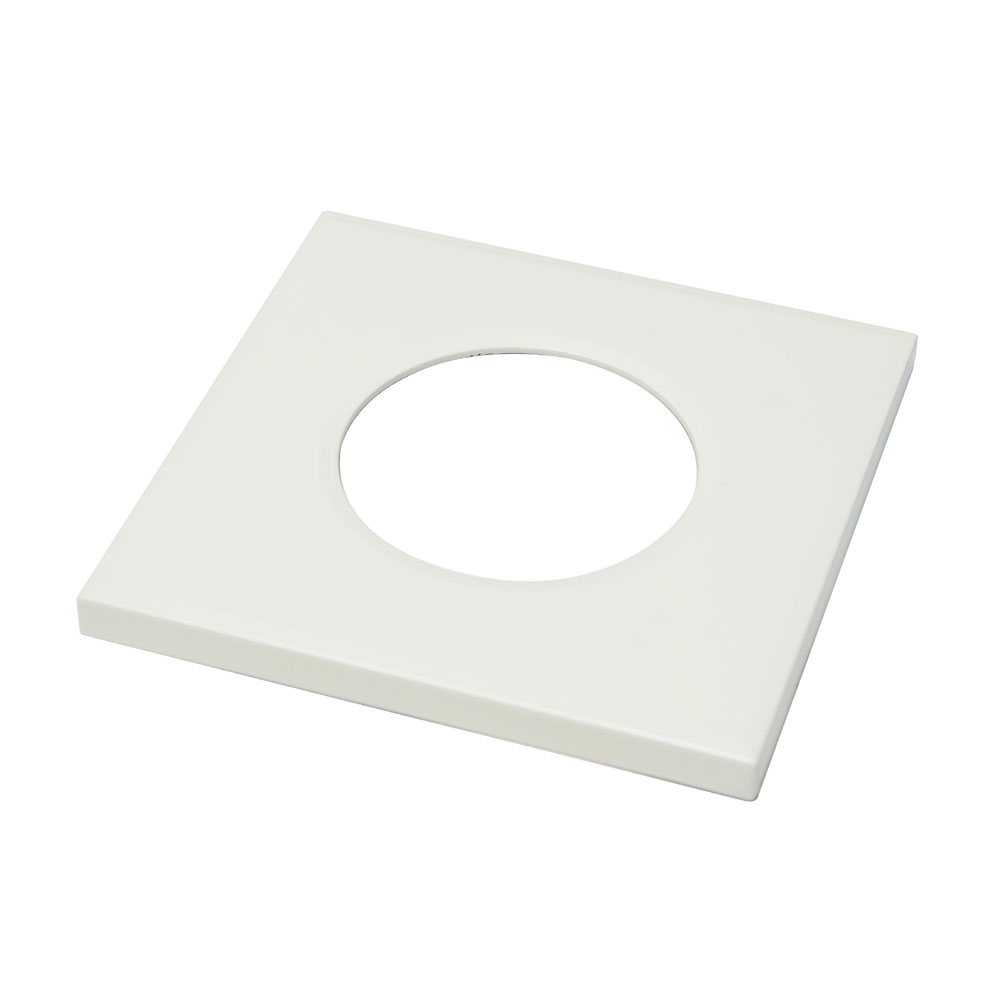 Forum - Square Bezel for COB Downlight - 3 Colour Options Large Image