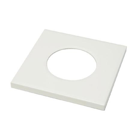 Forum - Square Bezel for COB Downlight - 3 Colour Options