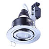 Forum IP65 Chrome Adjustable Downlight - SPA-30842-CHR profile small image view 1
