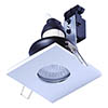 Forum IP65 White Recessed Downlight - SPA-30843-MWHT profile small image view 1