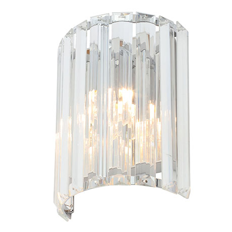 Forum Pegasi Bathroom Wall Light - SPA-33931-CHR