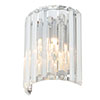 Forum Pegasi Bathroom Wall Light - SPA-33931-CHR profile small image view 1