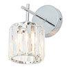 Forum Pegasi Bathroom Wall Light - SPA-33932-CHR profile small image view 1