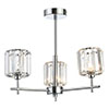 Forum Pegasi 3 Light Ceiling Fitting - SPA-33974-CHR profile small image view 1