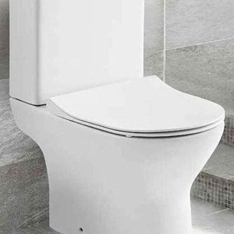 Eclipse Soft Close Toilet Seat