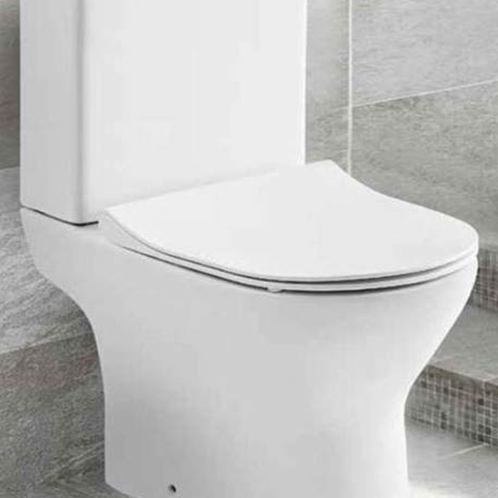Eclipse Soft Close Toilet Seat