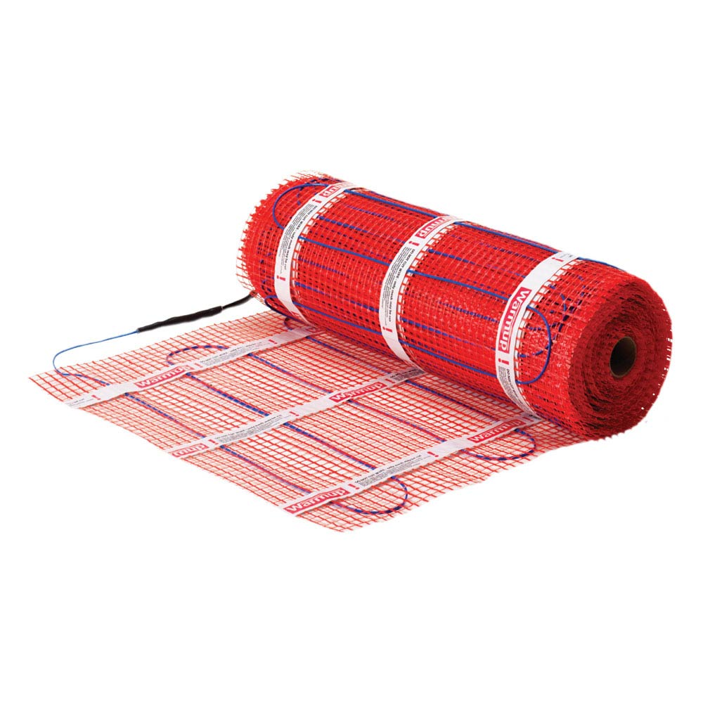 Warmup 150W/m2 StickyMat Underfloor Heating System profile large image view 1