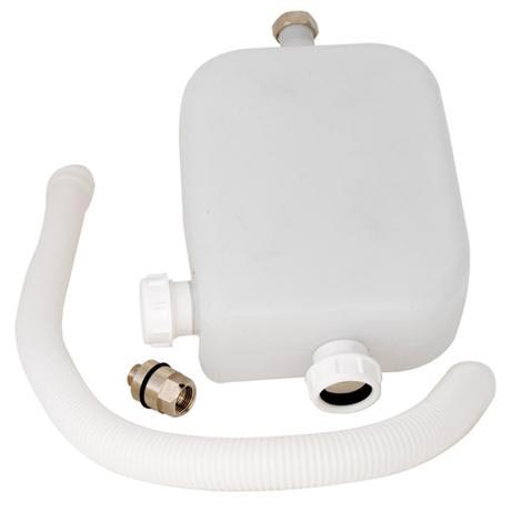 Ultra 4 Tap Hole Hose Retainer with Drain - SPR04