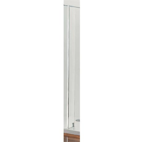 Coram - Stylus 200mm Return Glass Shower Panel - SPS02CUC