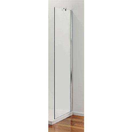 Coram - Stylus 700mm End Glass Shower Panel - SPS70CUC
