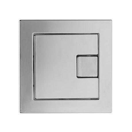 Tavistock Square Dual Flush Button - SQFB Large Image