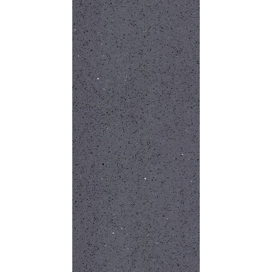 Stardust Quartz Grey Wall and Floor Tile - 600 x 300mm Large Image