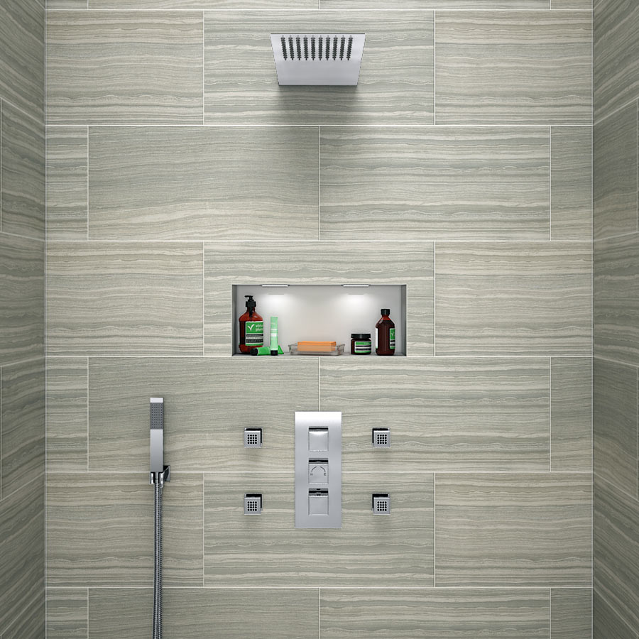 designer showers | victorian plumbing uk