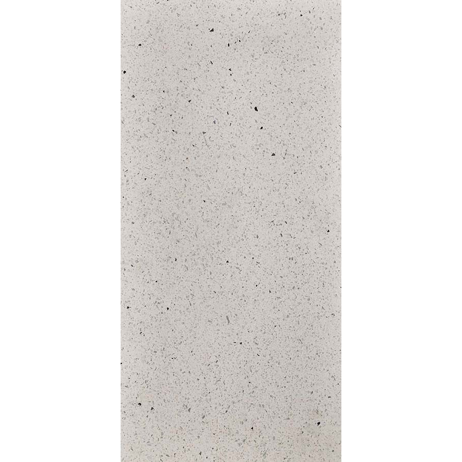 Stardust Quartz White Wall and Floor Tile - 600 x 300mm Large Image