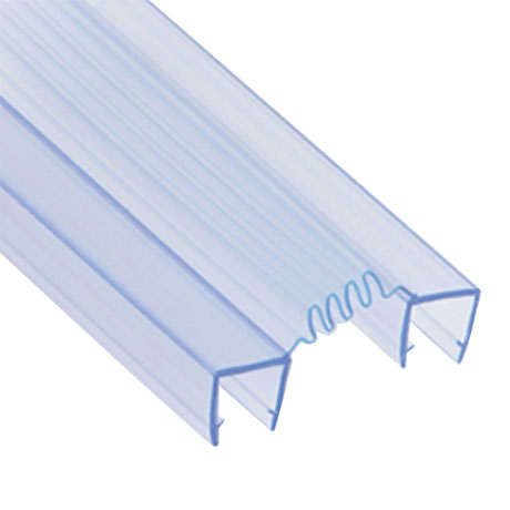 1500mm Folding Shower Screen Seal Strip for 4-6mm Glass