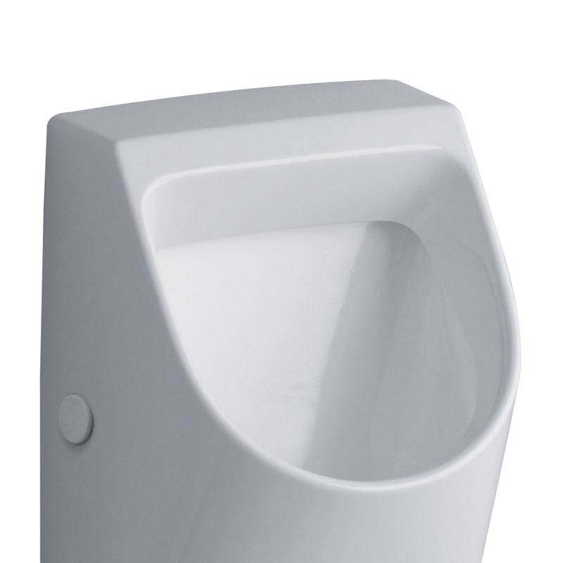 Twyford Concealed Flushpipe Assembly for Galerie Plan Urinal (2 Person) Large Image