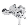 Heritage Somersby Exposed Shower Valve with Top Outlet - SSOBCT03 profile small image view 1