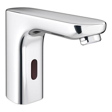 Apollo Angled Infrared Sensor Bathroom Mixer Tap - ST008