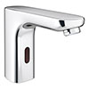 Apollo Angled Infrared Sensor Bathroom Mixer Tap - ST008 profile small image view 1