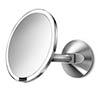 simplehuman Wall Mounted 20cm Cosmetic Sensor Mirror - ST3003 profile small image view 1