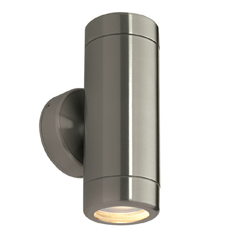Saxby Odyssey Outdoor Twin Wall Light