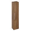Britton Shoreditch Wall-Hung Tall Cabinet - Caramel profile small image view 1