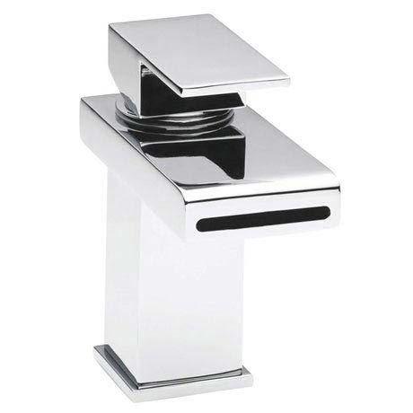 Hudson Reed Strike Mono Basin Mixer without Waste - Chrome - STR315