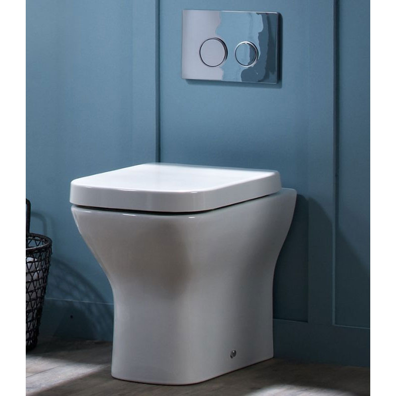 Tavistock Structure Back to Wall Pan & Soft Close Seat Feature Large Image