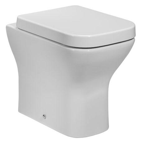 Tavistock Structure Back to Wall Pan & Soft Close Seat