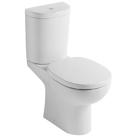 Ideal Standard Studio Arc Close Coupled Toilet