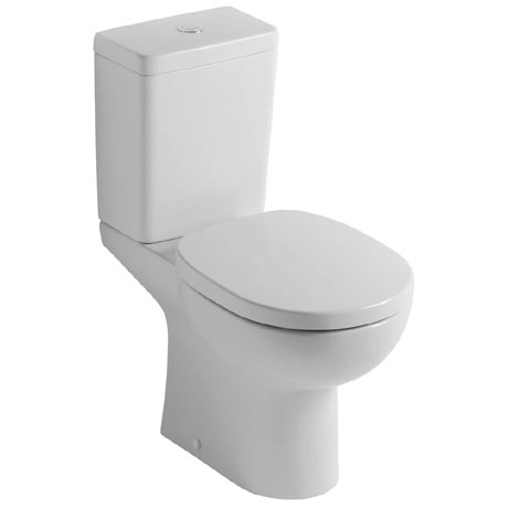 Ideal Standard Studio Cube Close Coupled Toilet