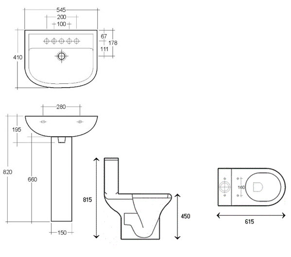 Are Bathroom Faucets Standard Size 28 Images Entrancing 50 Normal Bathroom Stall Size