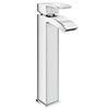 Summit High Rise Mono Basin Mixer without Waste - Chrome profile small image view 1