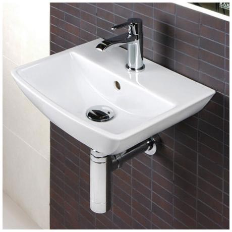 RAK Summit Square Cloakroom Hand Basin Sink 40cm 1TH