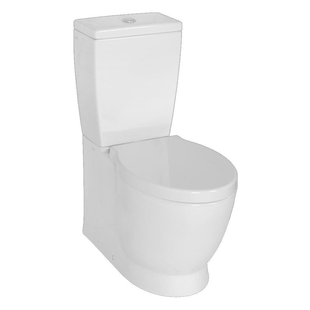 Vitra - Sunrise Close Coupled Toilet (Fully Back to Wall) Large Image