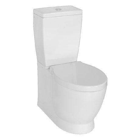 Vitra - Sunrise Close Coupled Toilet (Fully Back to Wall)