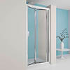 Crosswater - Supreme Bifold Shower Door - 5 Size Options profile small image view 1
