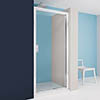 Simpsons - Supreme Pivot Shower Door - Various Size Options Small Image