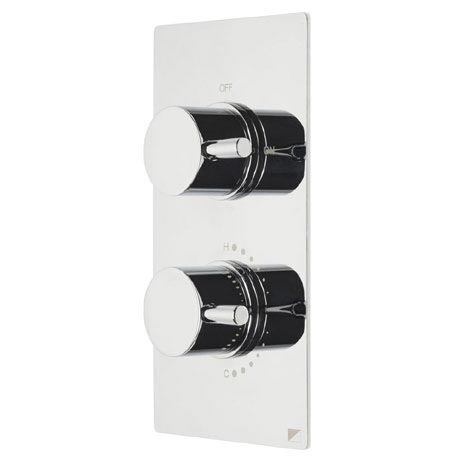 Roper Rhodes Event Round Single Function Shower Valve - SV1404